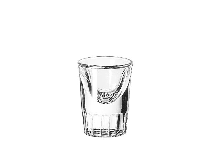 Kieliszek Whisky Fluted Rist International